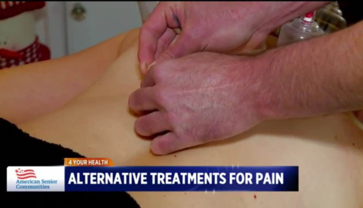 4 Your Health Cupping for Pain Relief CBS 4 Indianapolis News Weather Traffic and Sports WTTV